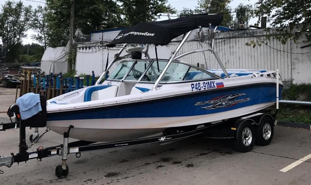 Correct Craft Boats / Nautique 210