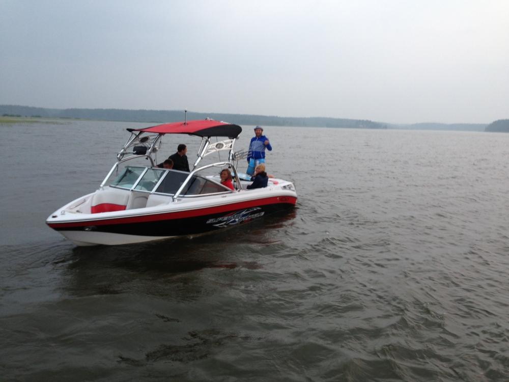 Correct Craft / super air nautiqe 220 TE