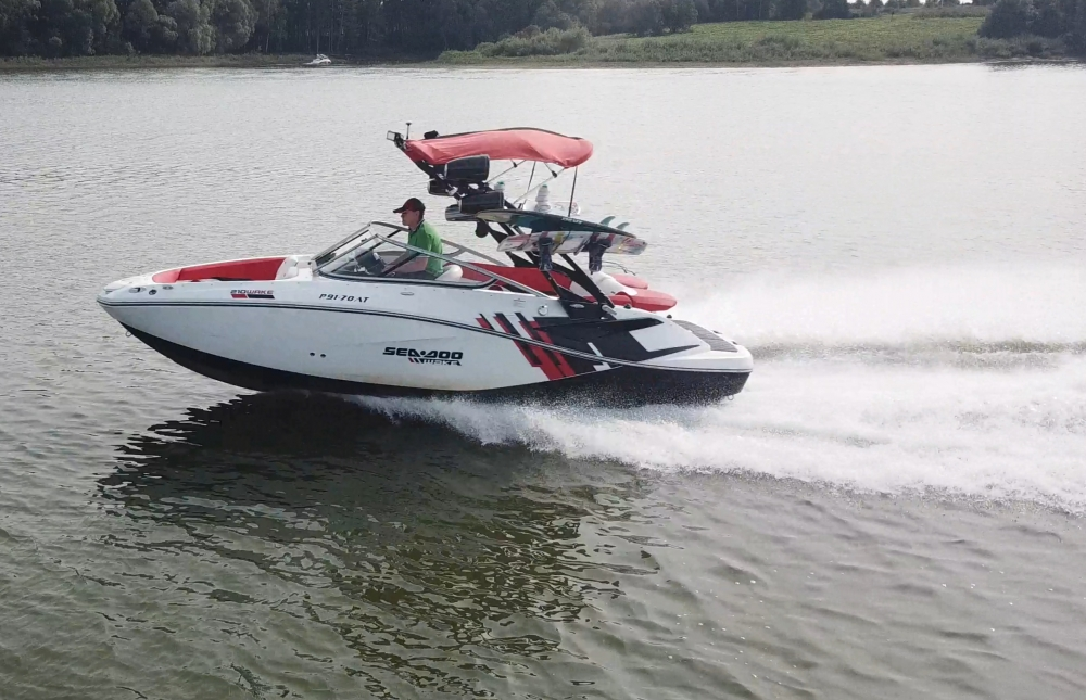 Standard Boats / BRP SEA-DOO WAKE 210