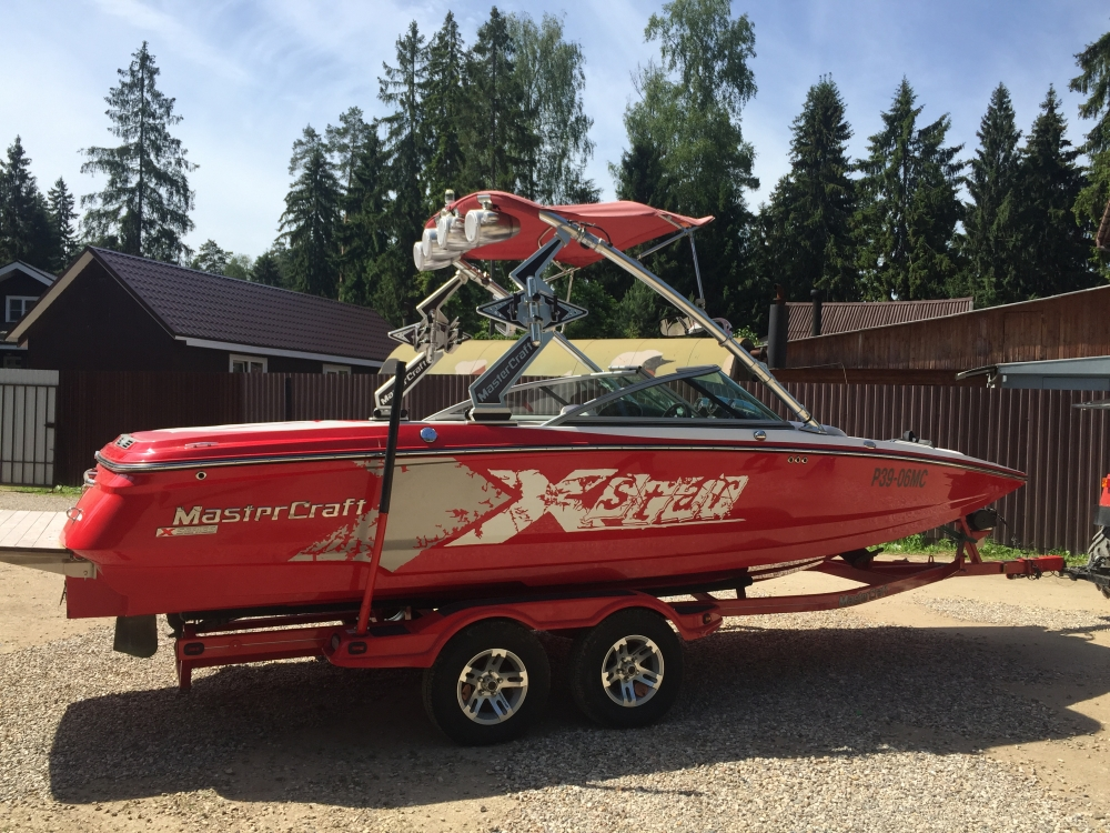 MasterCraft Boats / X-star