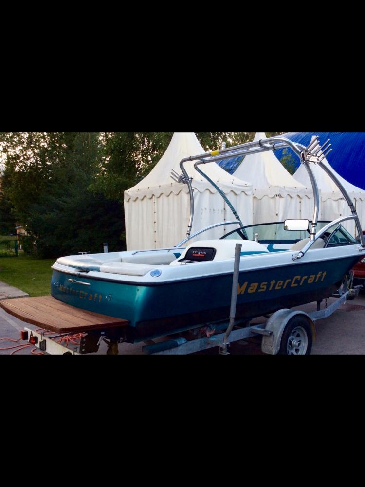 MasterCraft Boats / Prostar 190