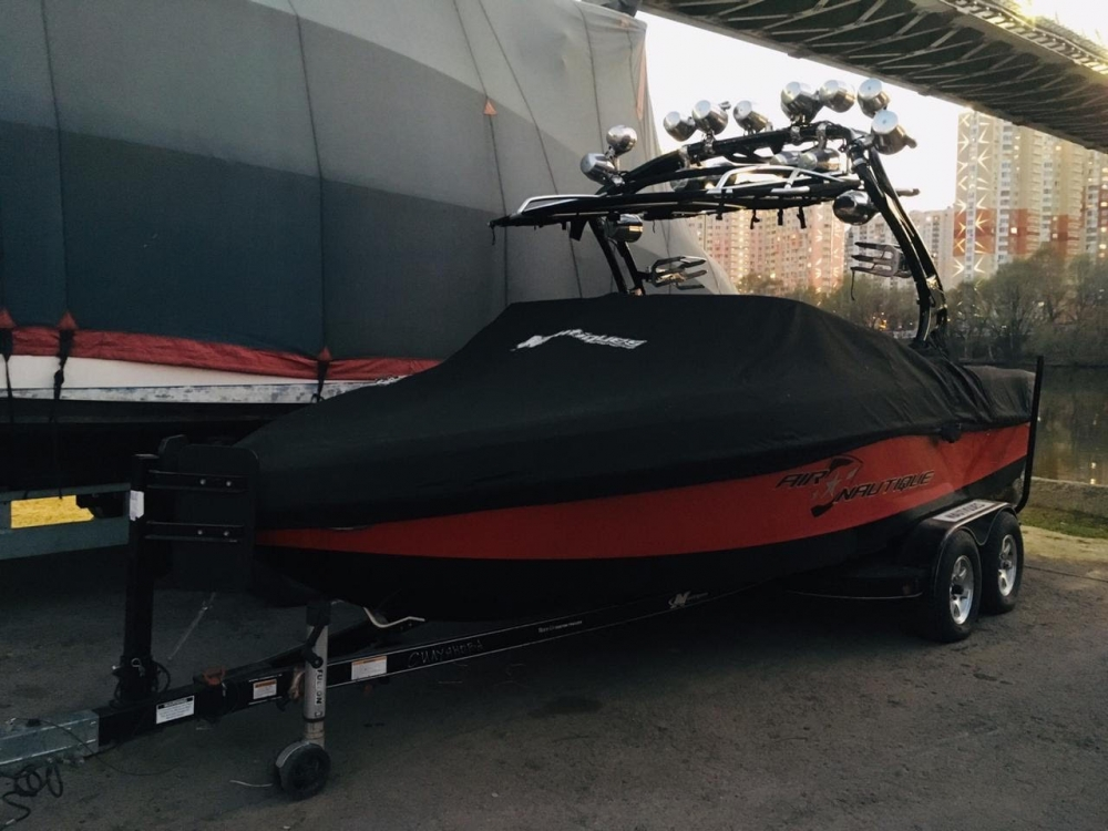 Correct Craft Boats / Nautique 216 super air