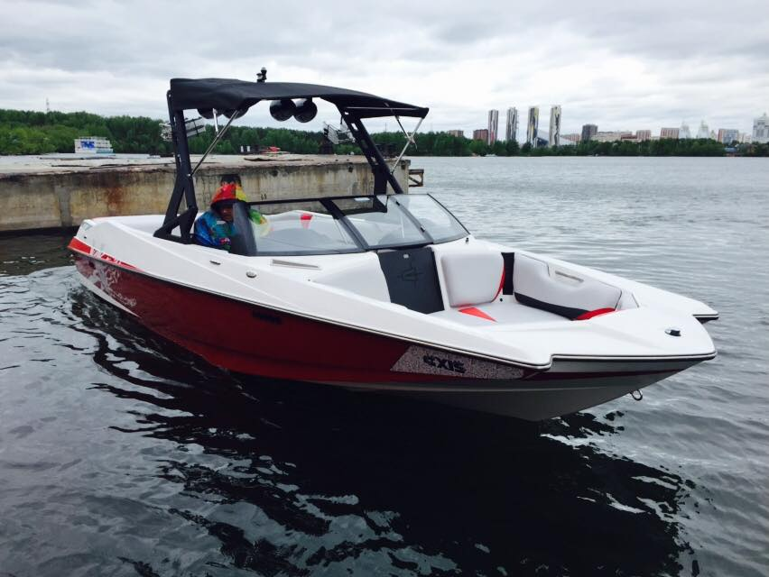 Axis Boats / A24 Vandall Edition