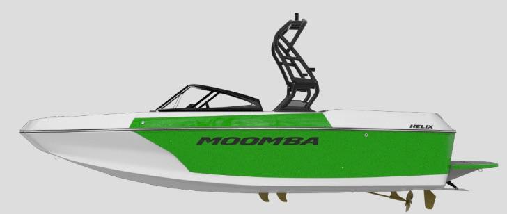Moomba / HELIX SPORT EDITION