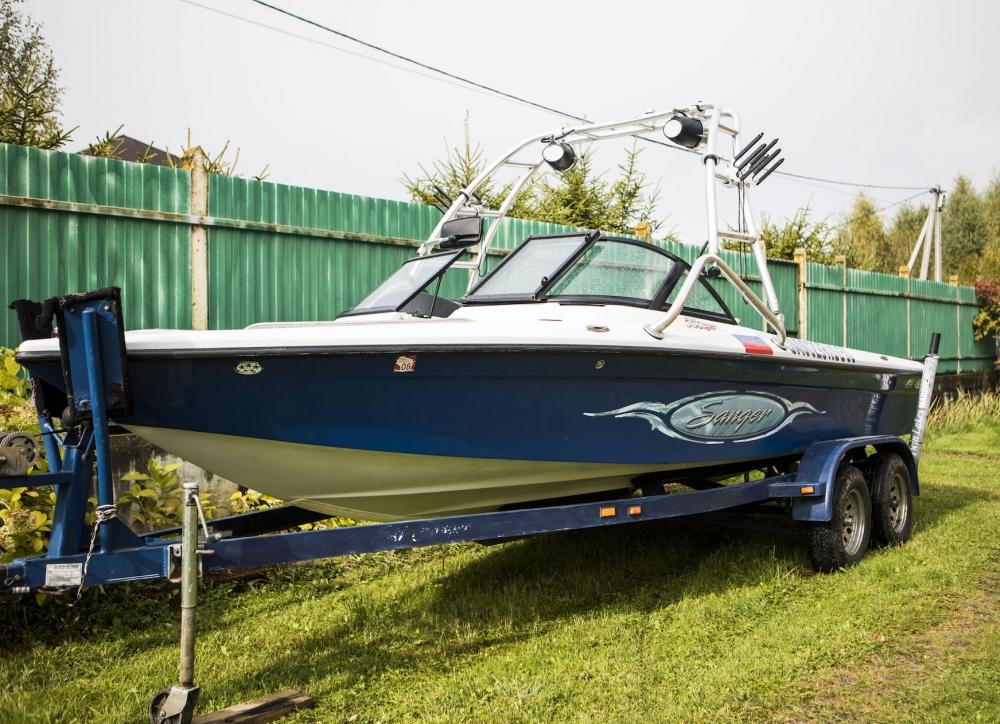 Sanger Boats / 210V