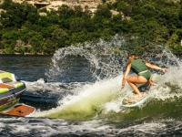 Tige Boats / 23 ZX SURF EDITION